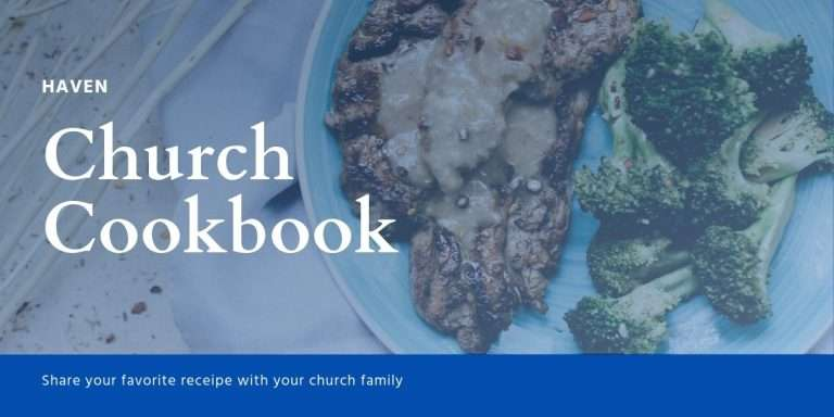 Haven Fellowship Church Cookbook
