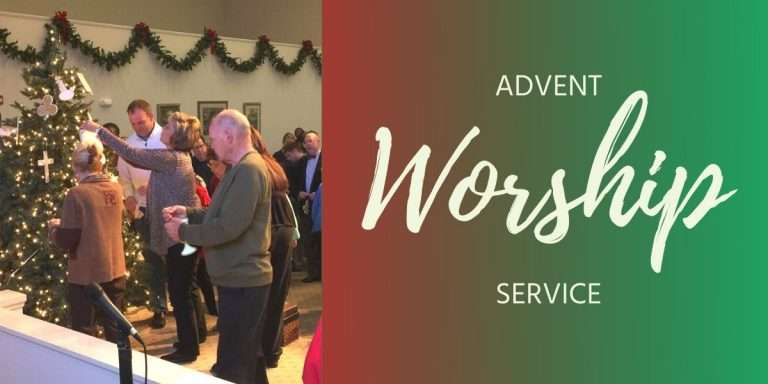 First Sunday of Advent Worship Service
