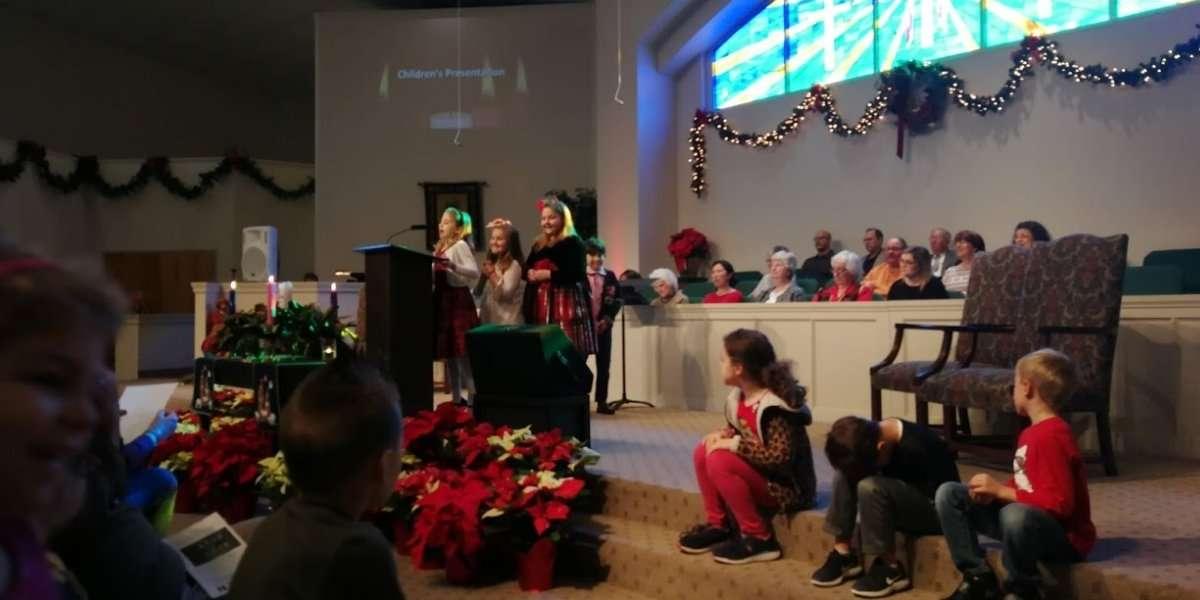 Haven Kids M&M Christmas Story