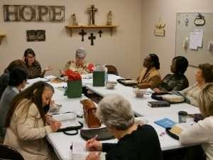 Ladies Sunday School Class Haven Fellowship Church