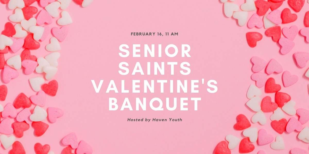 Senior Saints Valentines Banquet