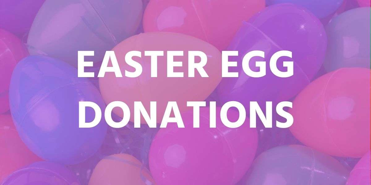 Easter Egg Donations