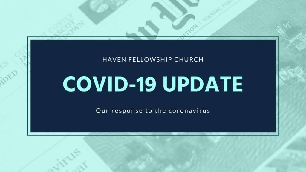 Link for COVID-19 Update