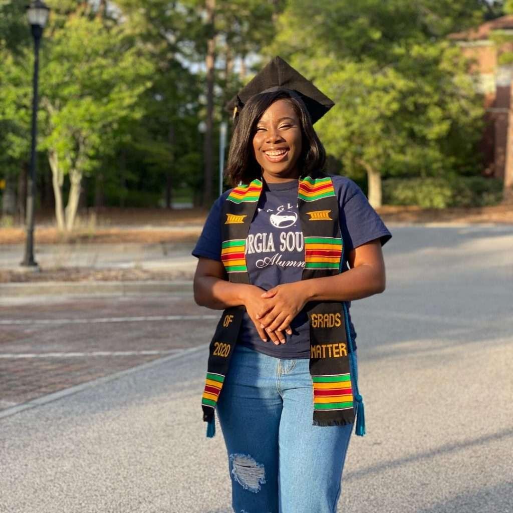 Chelsea Ibezim 2020 Graduate
