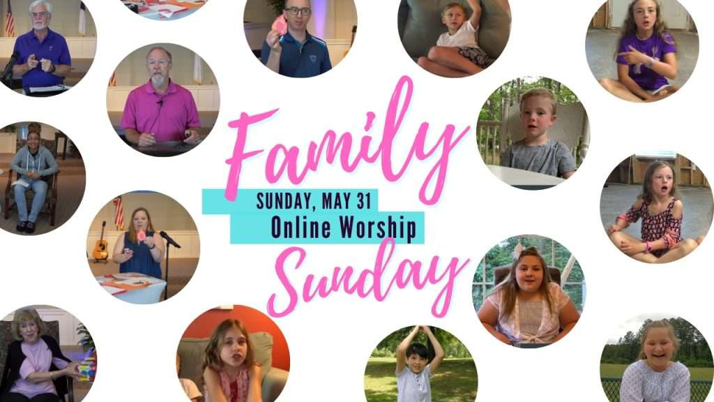 Family Sunday Pentecost