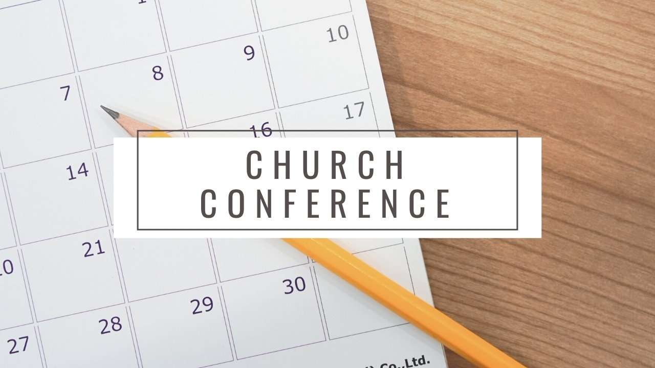 Church conference October 14
