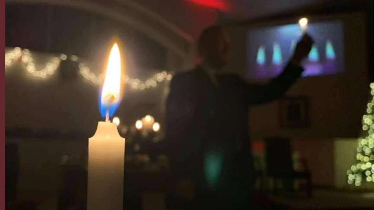 Candle Light Service