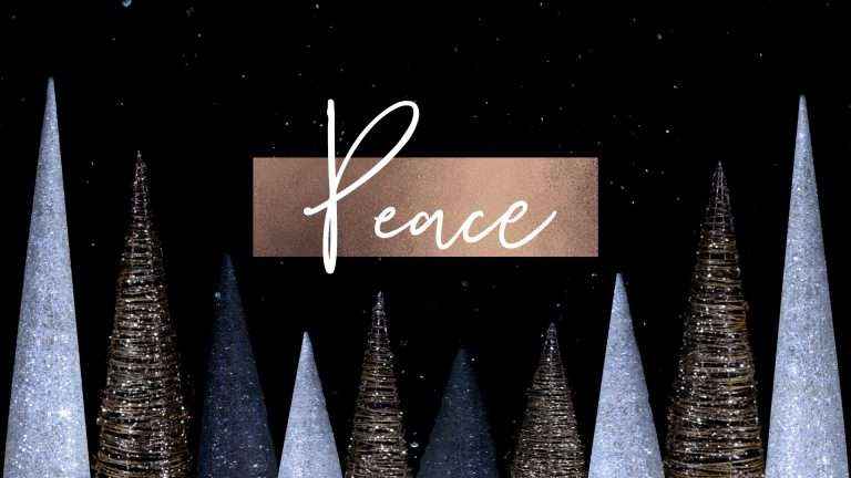 Peace Advent Worship Service
