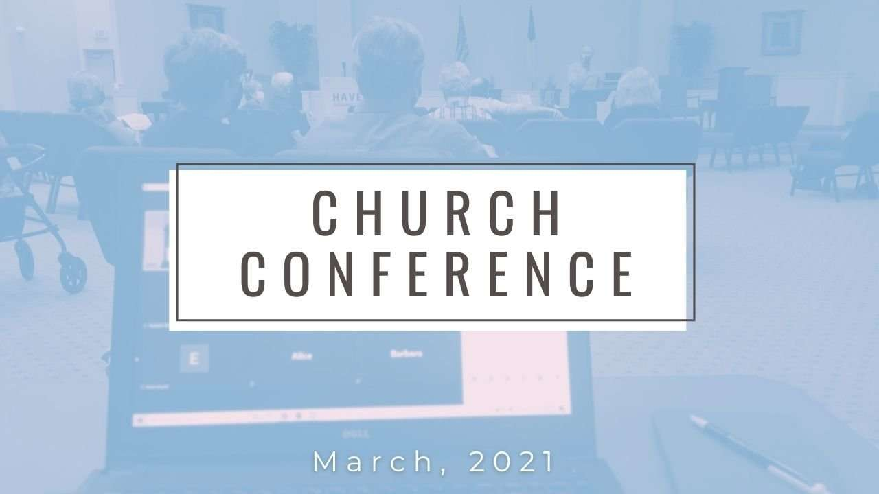 Haven Church Conference Business Meeting