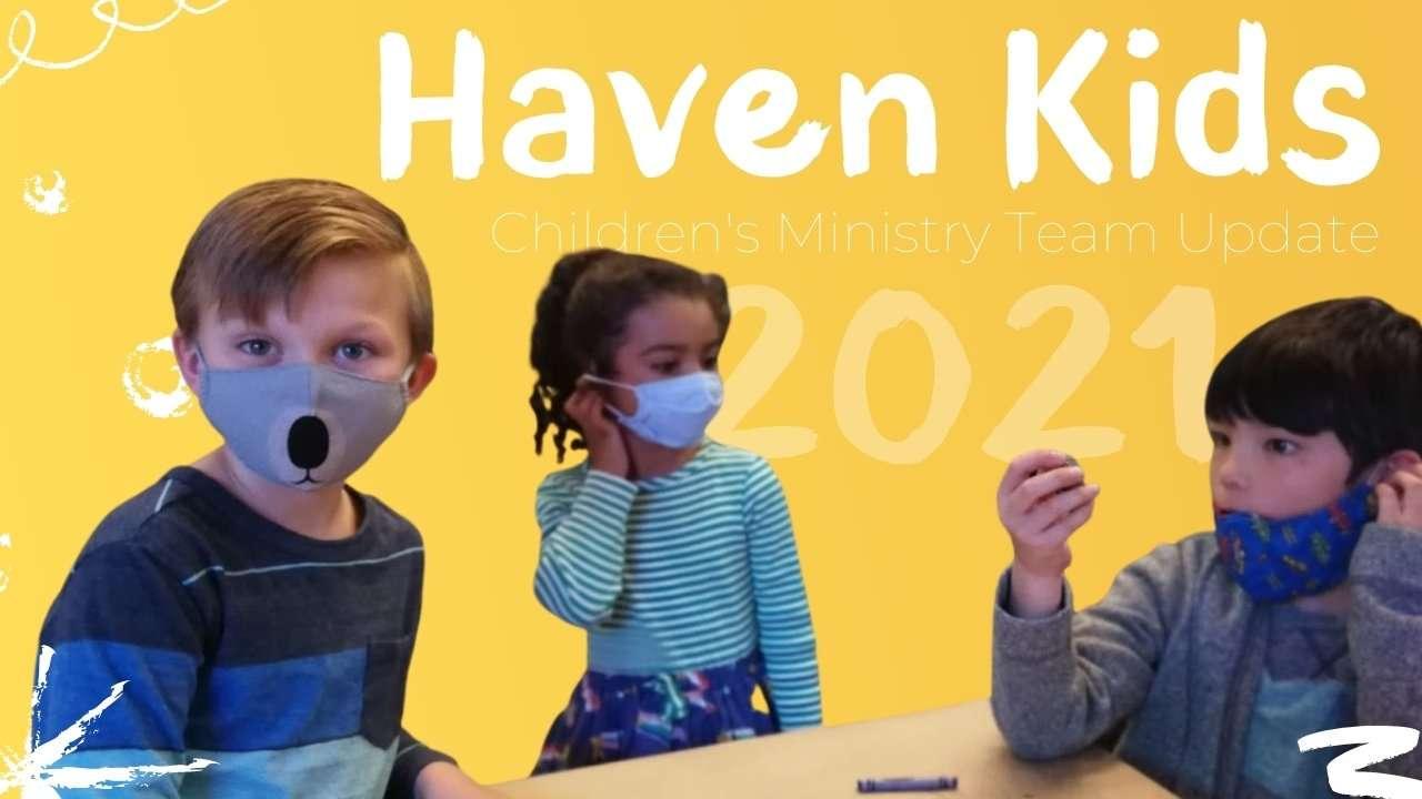 Haven Children's Ministry Conyers GA