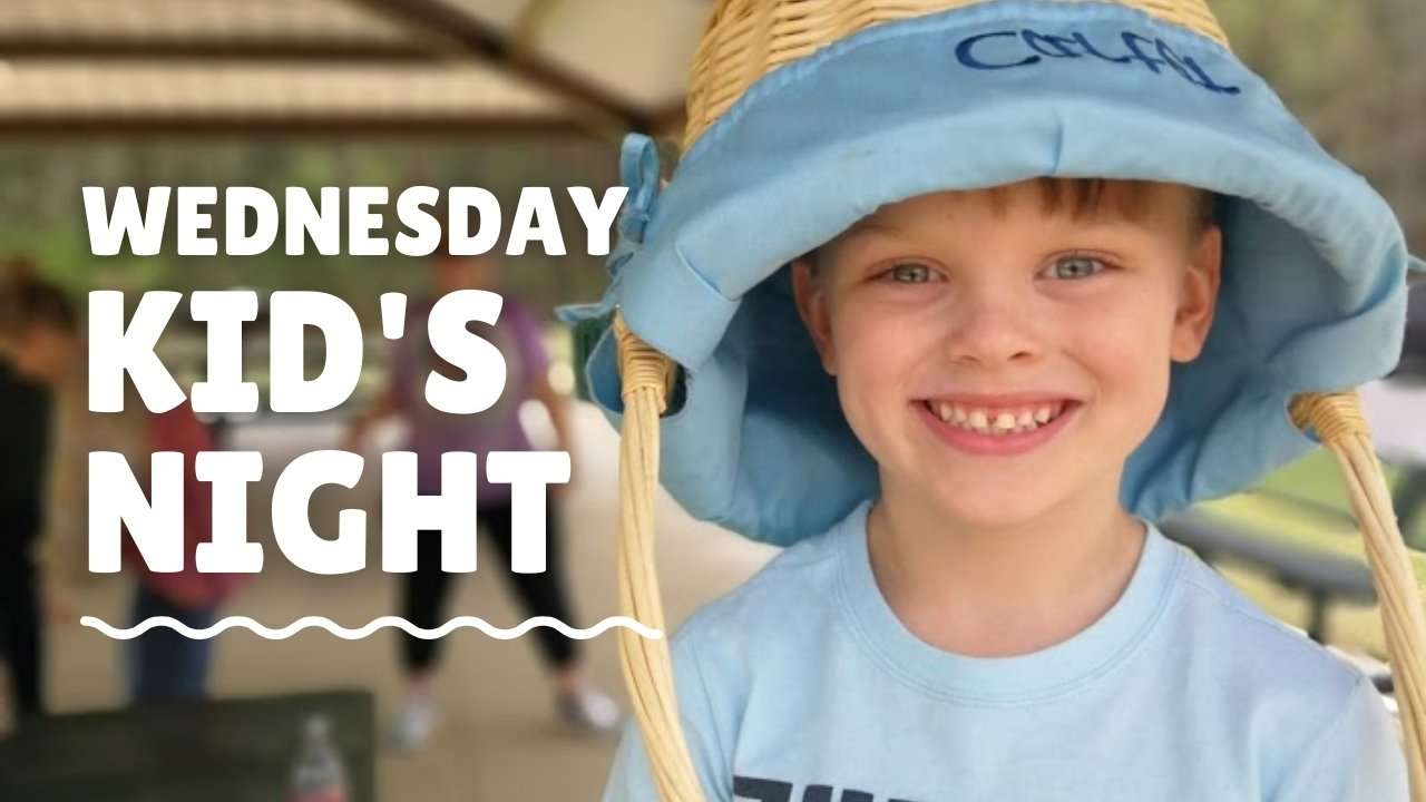 Wednesday Night Kids Activities at Haven Fellowship church, Conyers GA