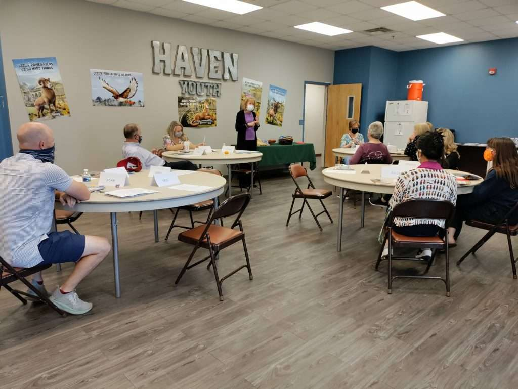 Vacation Bible School Leaders Meeting Haven Fellowship Church