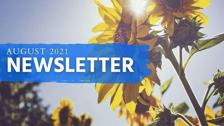 August 2021 Newsletter Haven Fellowship Church
