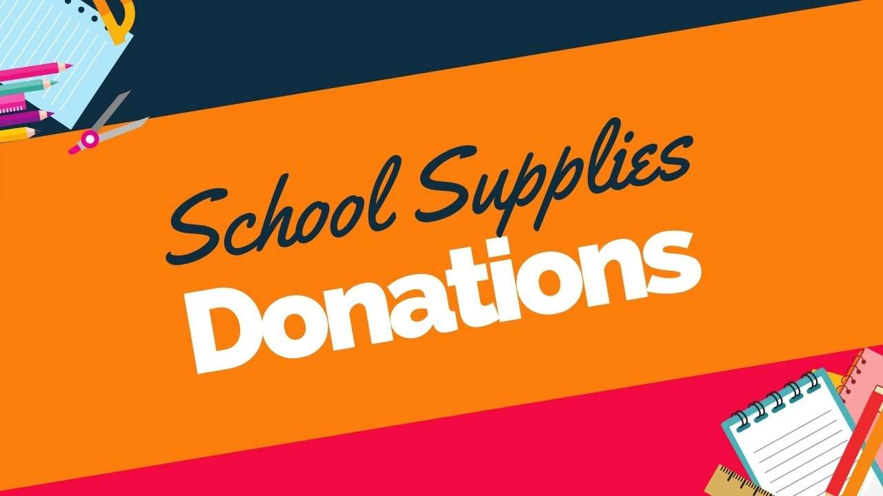School Supply Donations Conyers GA