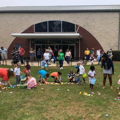 Easter Egg Hunt Haven Fellowship Church